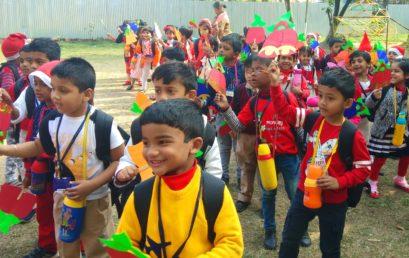 Christmas Celebration in TIGPS – Mankundu 2019
